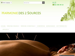 Acupuncture a Lausanne
