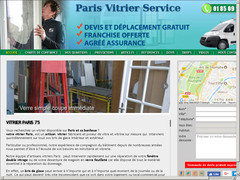 Détails : Paris Vitrier Service