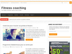 Détails : Fitness coaching